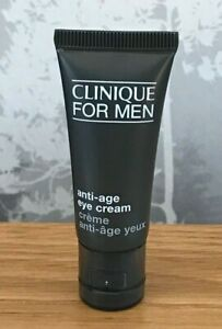 Clinique For Men - Anti Age Eye Cream- New  - Full Size Product - 15ml