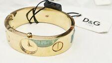 Dolce & Gabbana Time - Ladies Unisex Fashion Watch in Gold D&G