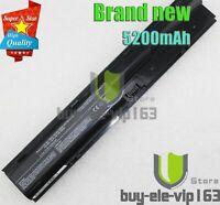 6cell Laptop Battery HP ProBook 4446s 4530s 4535s 4540s 4545s 5200mah