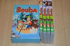 coffret DVD BOUBA volumes 1 2 3 et 4 - VF