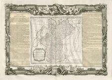 """""""la Russie Européenne"""". la Russia in Europa. Desnos/DE LA TOUR 1771 OLD MAP"""