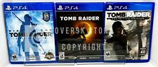 Tomb Raider Bundle - Ps4 - Brand New | Factory Sealed