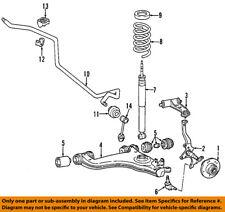 Mercedes MERCEDES-BENZ OEM E300 Stabilizer Sway Bar-Front-Bushings 2103231485