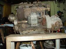 1919 Henderson model Z engine transmission generator carb magneto 2Z-4601