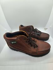 Eastland Woman Leather Lace Up Brown Boot Size 8.5 M