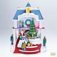 2011 Hallmark Ornament ~ Santa Comes To Town ~ Magic QXI2917 NIB