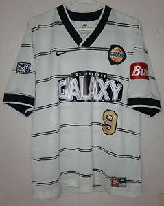MLS LA Galaxy Nike 1997 Jorge Campos Third Soccer Jersey Very Rare