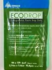 EcoDrop ~ Biodegradable Paper Dropcloth For Painting Cleaning Home Jobs 9ftx12ft