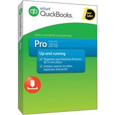 ✅ QuickBooks Desktop Pro 2016 windows small business acounting✅