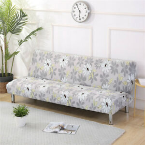 Removable Floral Modern Stretch Sofa Slipcover Protectors Soft Couch Cover#3