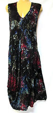 plus sz M / 18-20 TS TAKING SHAPE Skys The Limit Dress soft draping slouch NWT!