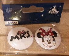 BADGES MINNIE Disneyland Paris