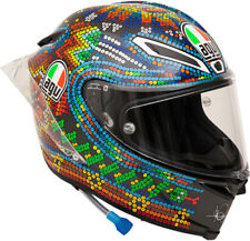 AGV Pista GP R Carbon Rossi WINTER TEST 2018 Helmet (Limited Edition) ML