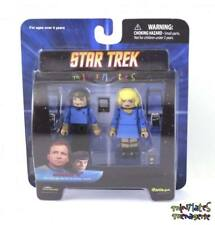 Star Trek Minimates Series 4 Sick Bay Dr. McCoy & Nurse Chapel