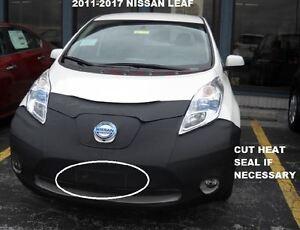 Lebra Front End Mask Cover Bra Fits Nissan Leaf 2011-2017 11-17