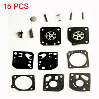 New Carburetor Diaphragm Repair Rebuild Kit For Zama RB-29 Carb Blower Trimmer~