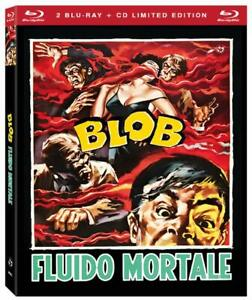 Dvd Blob Fluido Mortale (2 Blu-Ray+Cd) (Edizione Limitata Numerata 1000 Copie)