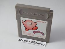 HOSHI NO KIRBY 1 KYRBY'S DREAM'S LAND DMG-KYJ NINTENDO GAME BOY JAP GIAPPONESE