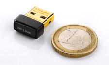 TP-LINK TL-WN725N Nano USB Wireless Adapter V2.2 Wi-Fi 150Mbps Mac Windows New