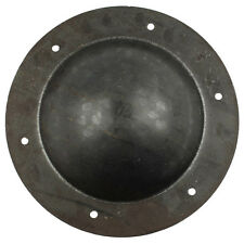 Historical Medieval Hand Forged Natural Iron Renaissance Shield Umbo