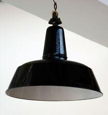 German Bauhaus Lampe BERLIN Bolich Emaille Ebolicht Bolichwerke geprüft !