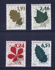 timbre France préoblitéré  feuilles   n° 232/35 **