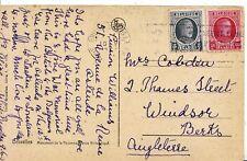 Family History Postcard - Cobden -Thames St - Windsor - Berkshire - Ref 1545A