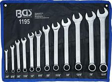Bgs Set di chiavi combinate in pollici dimensioni 1/4 15/16 poll