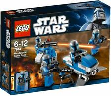 Lego Star Clone Wars the MANDALORIAN BATTLE PACK 7914 Blaster Minifigures NEW
