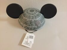 New Disney Parks Star Wars Rogue One Death Star Mickey Mouse Ears Hat Adult Nwt