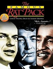 Famous Rat Pack Movies (Little Moon & Ju Dvd