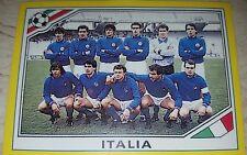 FIGURINA CALCIATORI PANINI 2009/10 ITALIA 1986 729 ALBUM 2010