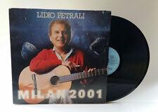 Lidio Petrali Milan 2001 VINILE VINYL LP 33 GIRI