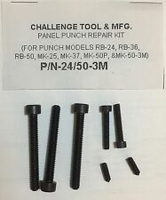 K-24/50-3M Panel Punch Repair Kit for RB-24/RB-36/RB-50/MK-25P/MK-37P/MK-50P DSP