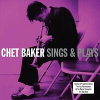 Chet Baker Sings and Plays 180G Gatefold Vinyl Special 2LP Record edition