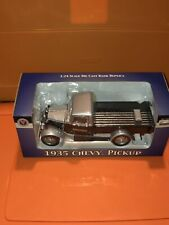 Crown Jewel Collection Die Cast Metal 1935 Chevy Pickup Truck Bank 1:24 MIB 2007