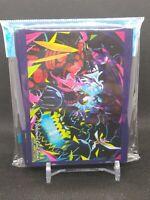Pokemon center JAPAN - Ultra Beast Guzzlord ver.2 Card Deck Shields (64 Sleeves)