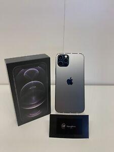 APPLE iPHONE 12 PRO | 128GB | GRAPHITE | (UNLOCKED) | GRADE A+ | NEW CONDITION!