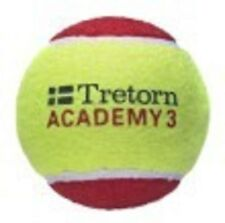 Tretorn Academy Mini Tennis Red Balls Super slow motion effect - for in/outdoor