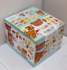 San-X Rilakkuma Natural Market Complete Box - Re-ment   ,   h#