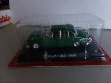 voiture miniature 1/43                JAGUAR  MK II   1960