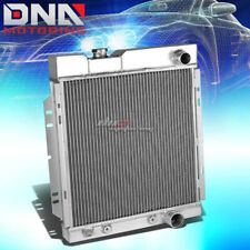 FOR 64-66 FORD MUSTANG/SHELBY V8 L6 2-ROW/CORE FULL ALUMINUM RACING RADIATOR MT