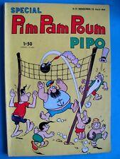 SPECIAL PIM PAM POUM PIPO N°11 DE AOUT 1964 EDITIONS LUG