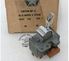 """Mopar """"NOS"""" 1968 Plymouth & Dodge C-Body 3 Speed Wiper Switch 2864186"""
