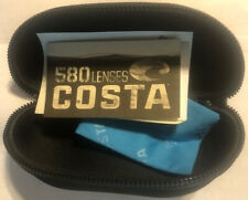 Costa Clam Shell / Protective Case - New Black