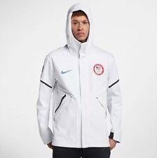 """NIKE TECH PACK WINDRUNNER """"WINTER OLYMPIC TEAM USA"""" Men's Large (L) 909530-100"""