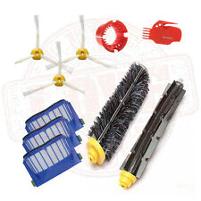 Brush Filter Kit for iRobot Roomba Aerovac 600 620 630 650 660 Vacuum Cleaner