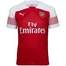 Arsenal Home Jersey Short Sleeve 2018/19 Season Medium