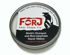 Forj Thermoplastic Tape Ribbon - Compact Lightweight - 1000 Lbs Tensile Strength