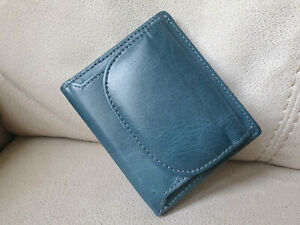 RFID 100% Real Leather Wallet NFC Safe Women Lady Small Coin Purse, Gift Packed